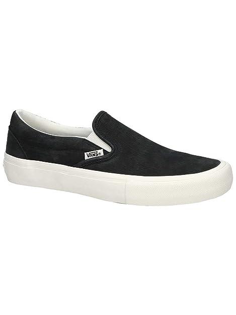 Vans - Mocasines para Hombre Negro Negro, Color Negro, Talla 44,5 EU: Amazon.es: Zapatos y complementos