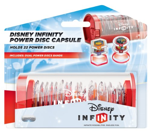 (PDP Disney Infinity Power Disc Capsule)