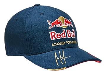 Toro ROSSO F1 Red Bull patrocinador Carlos Sainz Scuderia Cap: Amazon.es: Deportes y aire libre