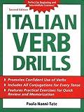 Italian Verb Drills, Paola Nanni Tate, 0071420894