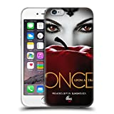GOODNISHA for iPhone 6s Plus iPhone 6 Plus case Cover Clear Back Case Once Upon A Time