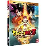 Dragon Ball Z : La Résurrection de « F » - Le Film Br 3D & 2D