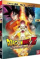 Dragon Ball Z : La Résurrection de « F » - Le Film Br 3D & 2D [Blu-ray] [Combo Blu-ray 3D + Blu-ray 2D] [Combo Blu-ray 3D + Blu-ray 2D]