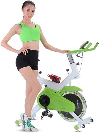 Wwtoukui Bicicleta De Spinning De Interior,Entrenamiento Aeróbico ...