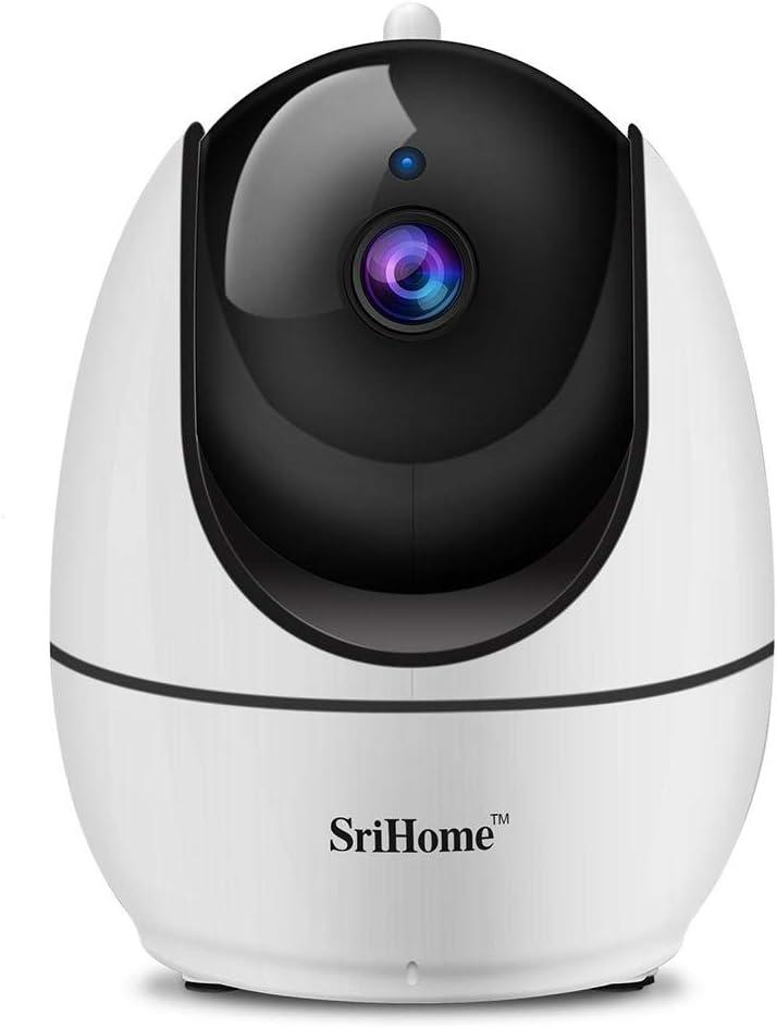 كاميرا مراقبة لاسلكية يمكن التحكم بها من الهاتف المحمول من سريهوم