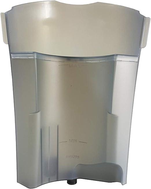 Depósito de agua Philips Senseo de 1,2 l CRP105/01 cafeteras HD ...