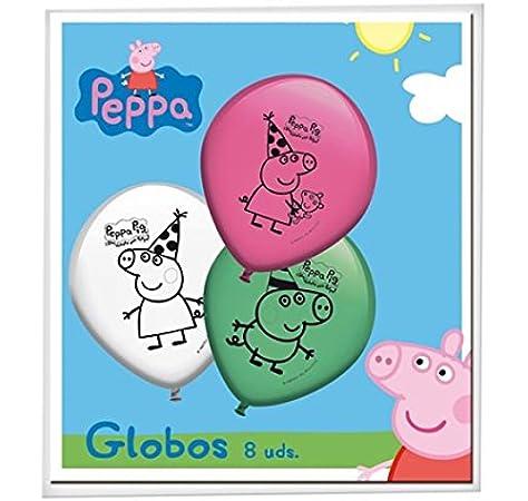 e83d3c2df Peppa Pig - Piñata viñeta, 20x30 cm (Verbetena 016000731): Amazon.es ...