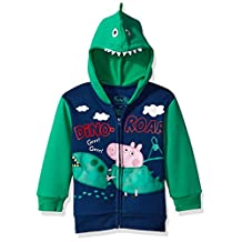 Peppa Pig boys Toddler Boys George Pig Boys Costume Hoodie