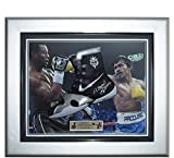 Signed Manny Pacquiao Nike Hyperko MP black and