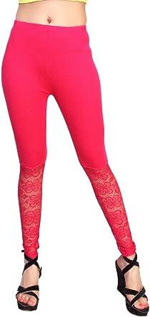 Comix - Mallas de algodón y licra para mujer (talla XL), color ...