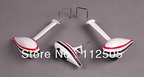 Kamas 1100mm 1.1m Cessna 182 Landing Gear Set, SM115 Landing Gear Set of Cessna 182 Spare Part