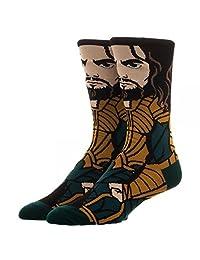 DC Comics Justice League 360 Crew Socks