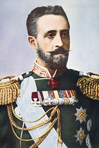 - Posterazzi Grand Duke Nicholas Nikolai Nicholaevich Romanov 1856-1929 General During The First World War Commander in Chief Russian Forces 1914-15 Poster Print, (11 x 18)