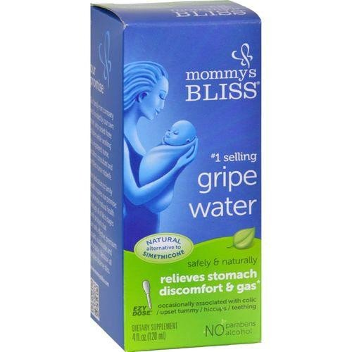 Mommys Bliss Gripe Water, 4 oz