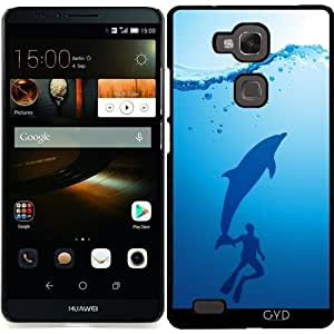 Funda para Huawei Ascend Mate 7 - Buceo by comlaprom