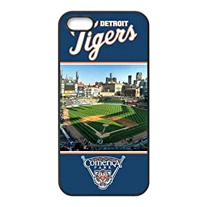 HWGL Detroit tigers Cell Phone Case for Iphone 5s