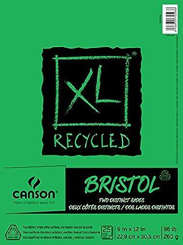 XL Recycled Bristol Pad, 9