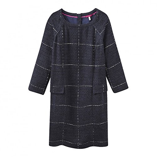 Dress Navy Casual Boucle v Esther Ladies Joules TftxXwngqw