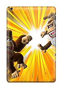 Premium Donkey Kong Country: Tropical Freeze Back Cover Snap On Case For Ipad Mini/mini 2