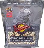 Volkman Avian Science Super African Grey Bird Food 4 lb