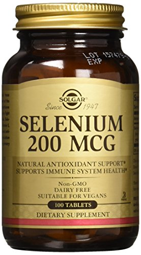 Solgar - Selenium 200 mcg, Tablets