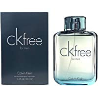 Calvin Klein Free Eau de Toilette for Men, 100ml