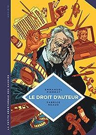 La petite Bédéthèque des Savoirs, tome 5 : Le droit d'auteur par Fabrice Neaud