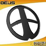 Protège disque 22,5 cm pour NOUVEAU disque detecteur XP DEUS