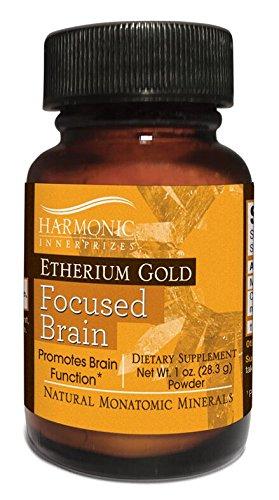 Harmonic Innerprizes Etherium Gold 1 Ounce Powder