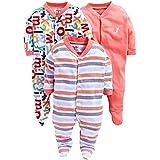 Baby Castle Infants Onesies/Rompers Pack of 3