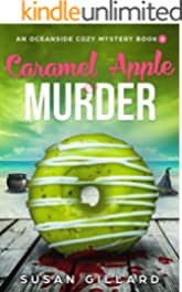 Caramel Apple & Murder: An Oceanside Cozy Mystery - Book 6