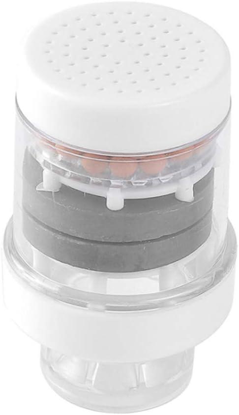 Faucet Filtro purificador de agua limpiador de agua Mini Pro purificador de filtro mejor sistema de filtración y cartucho para aplicar a fregadero de cocina y baño, 2 unidades: Amazon.es: Hogar