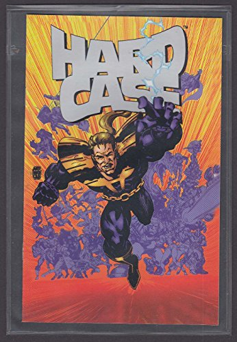 - HARD CASE Hero Premiere Edition #0 miniature comic book in sleeve