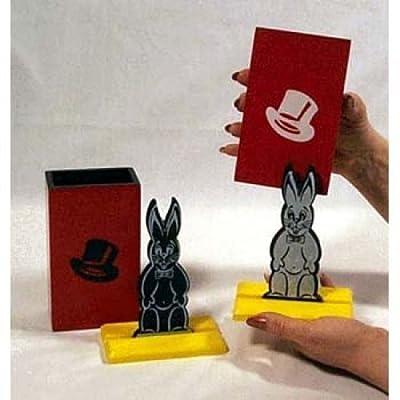 Mini Hippity Hop Rabbits Magic Trick: Toys & Games [5Bkhe1900897]