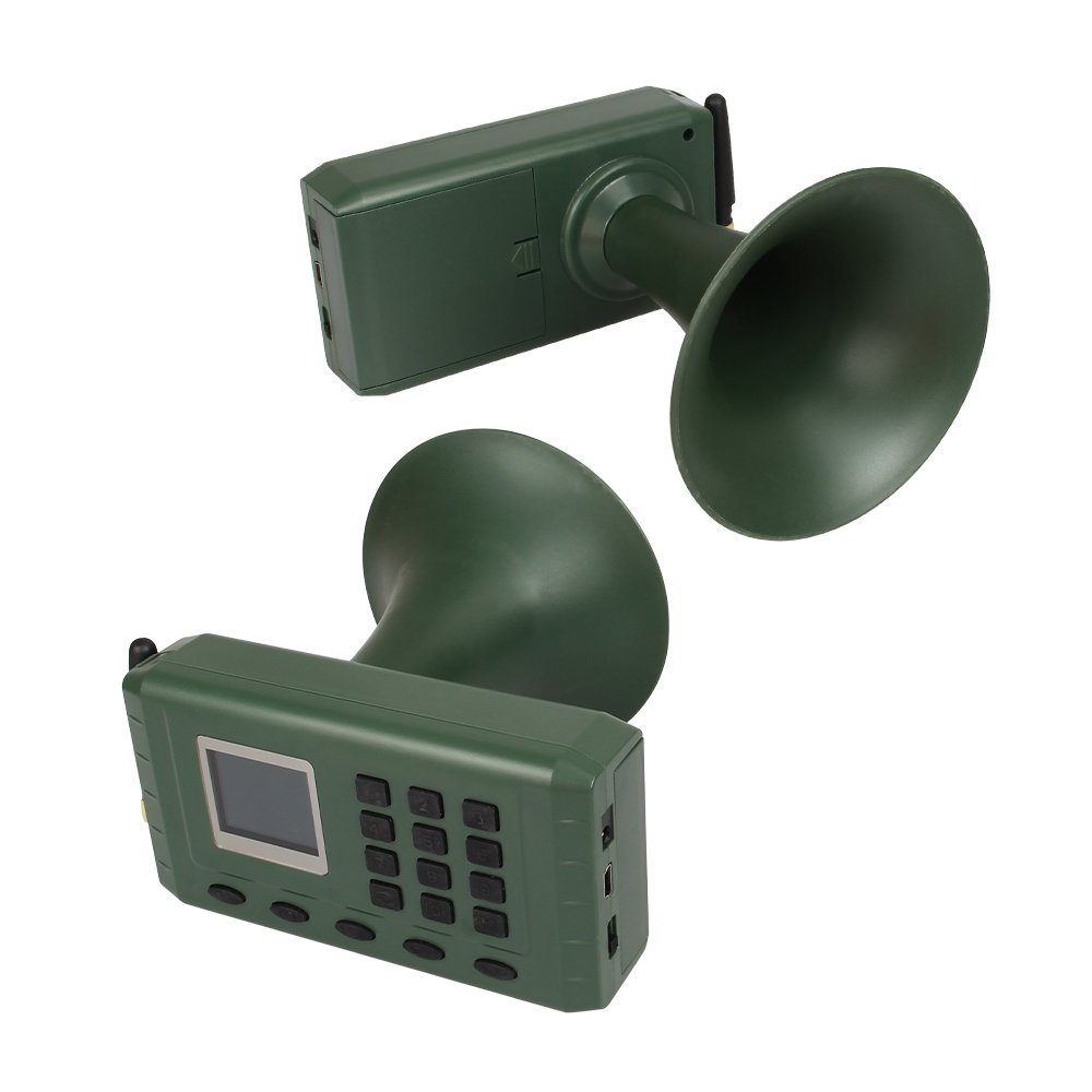 Outdoor Hunting Electronic Quail Sounds CP-380 Bird Caller Mp3 Player With Remote Control And Rechargeble Battery by Generic (Image #4)