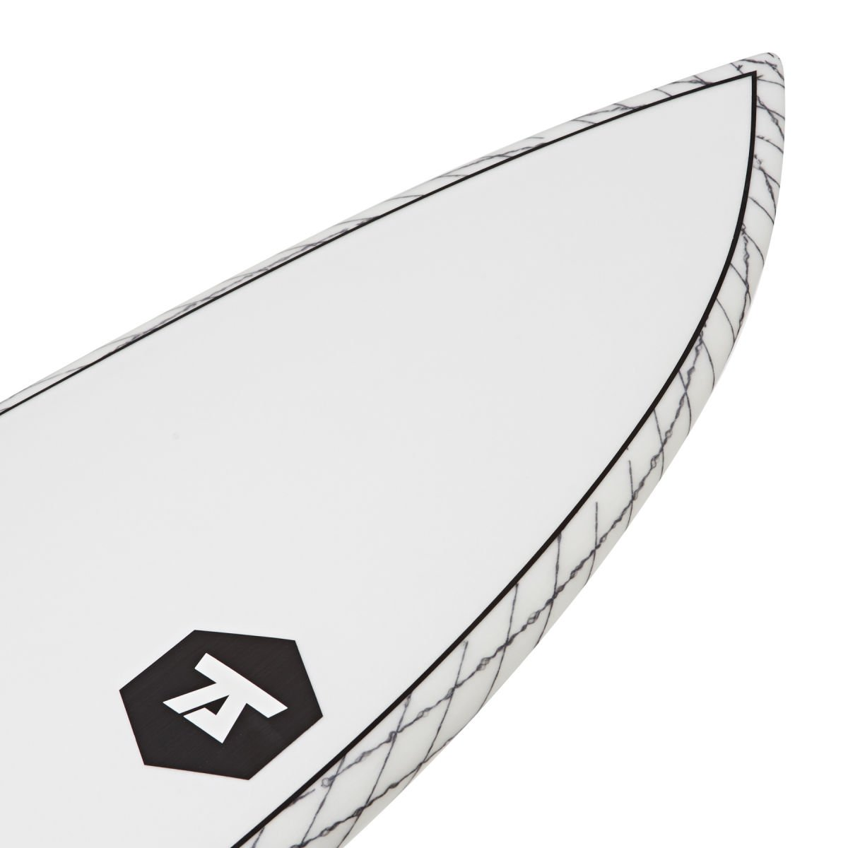 7S Slip Stream Carbon Vector Tabla de Surf - Blue Talla:6ft 6: Amazon.es: Deportes y aire libre