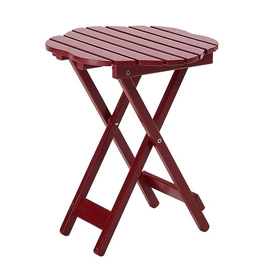 Lw coffee table Mesita pequeña Mesa Plegable Plegable Pequeña Mesa ...