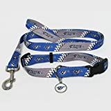Hunter Toronto Blue Jays Pet Collar, Lead and ID Tag Combo Set, X-Small