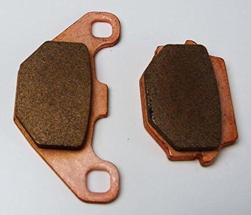 Bremsbel/äge hinten Ersatzteil f/ür//kompatibel mit SMC 500 RR Supermoto Sintermetall