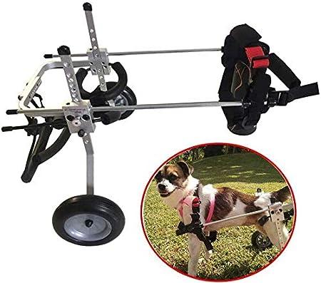 Silla de Ruedas para Perros Perro de mascota silla de ruedas de la ...