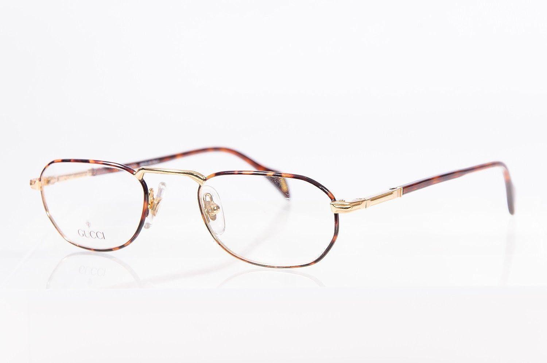 Gucci Gafas visión Gafas Glasses occh 3d gafas Vintage gg1362KR5-On