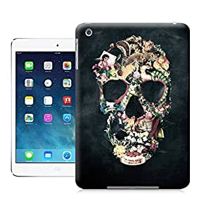 Unique Phone Case Skeleton skull head arts map This is the skull Hard Cover for ipad mini cases-buythecase