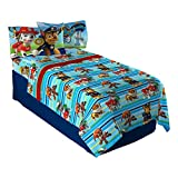 Nickelodeon PAW Patrol Puppy Hero Sheet Set, Full