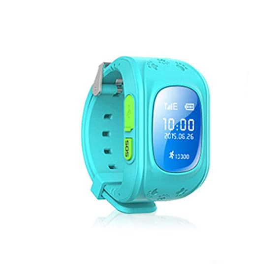 Amazon.com: Smart Watch Q50 Kids Watches with Sim Card GPS ...