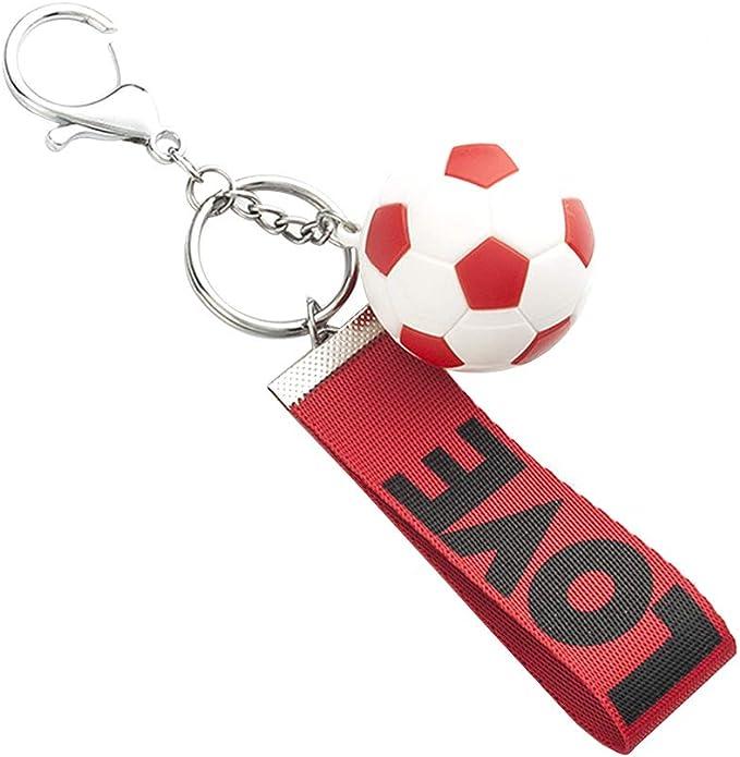 Tonpot Creative Mini Fútbol Nylon Cinta de plástico Pelota en ...