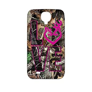 Cool-benz Autumn branch pink love Browning 3D Phone Case for Samsung Galaxy s4