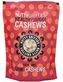 Nutty Gritties Regular Raw Cashews - 500g
