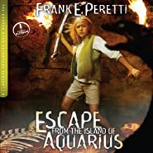 Escape from the Island of Aquarius: The Cooper Kids Adventure Series, Book 2