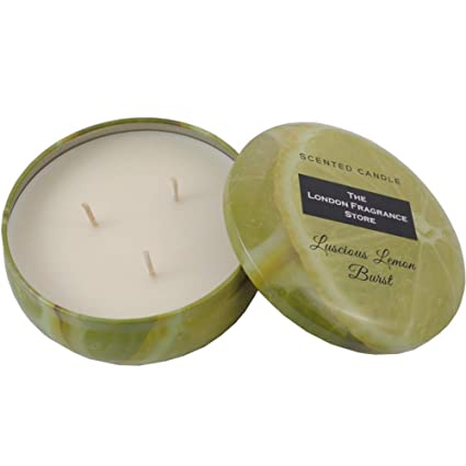 THE LONDON FRAGRANCE STORE - Luxury Scented 3 Wick Candle