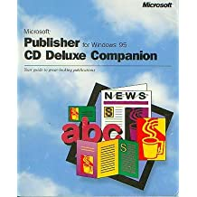 Microsoft Publisher for Windows 95, Cd Deluxe Companion